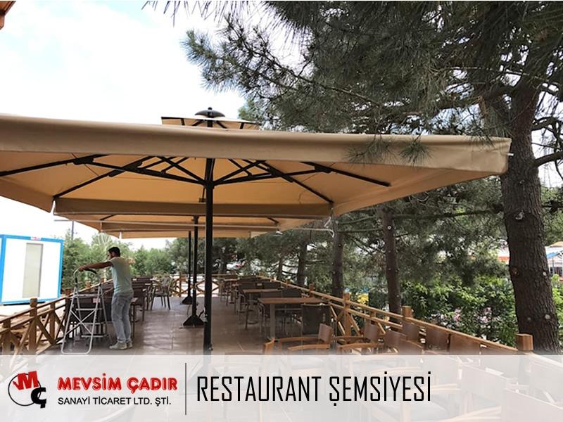 Restaurant Şemsiyesi